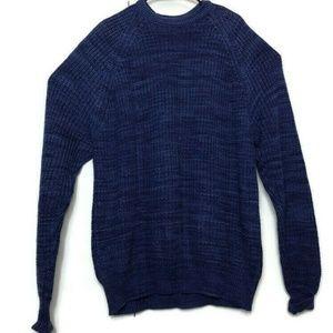 Vintage LL Bean Crew Neck Knit Sweater L Tall